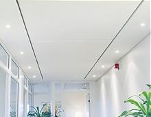 потолок гигиенический armstrong