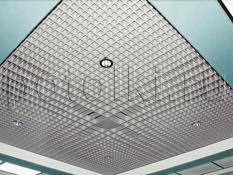 Решетчатые потолки