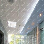 фото Потолки из каменной ваты