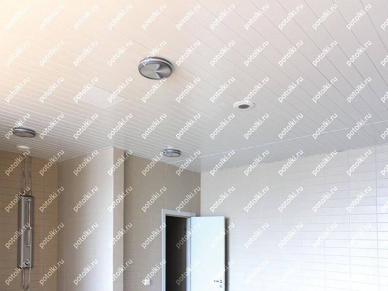 Металлические подвесные потолки