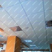 фото Потолки из минераловолокна