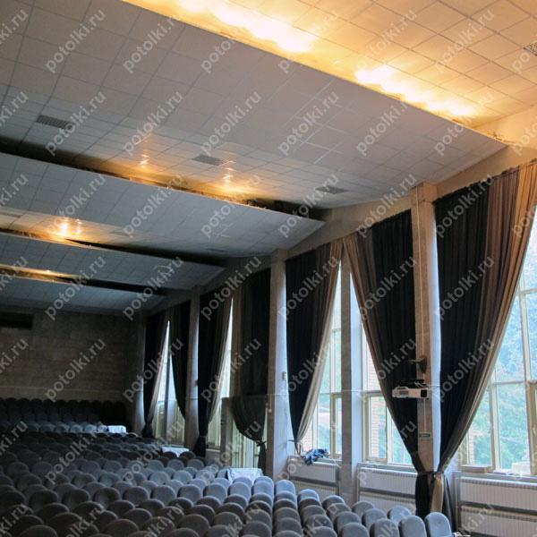 фото подвесного потолка