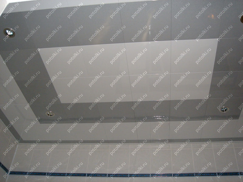 Кассетные потолки Cesal