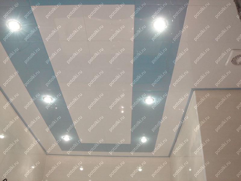 Кассетный потолок 300х300