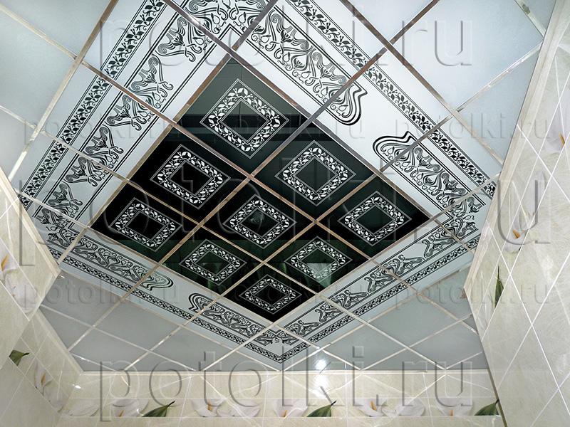 Потолок Тиффани