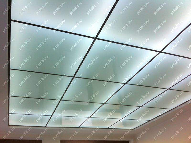 Потолки из стекловолокна