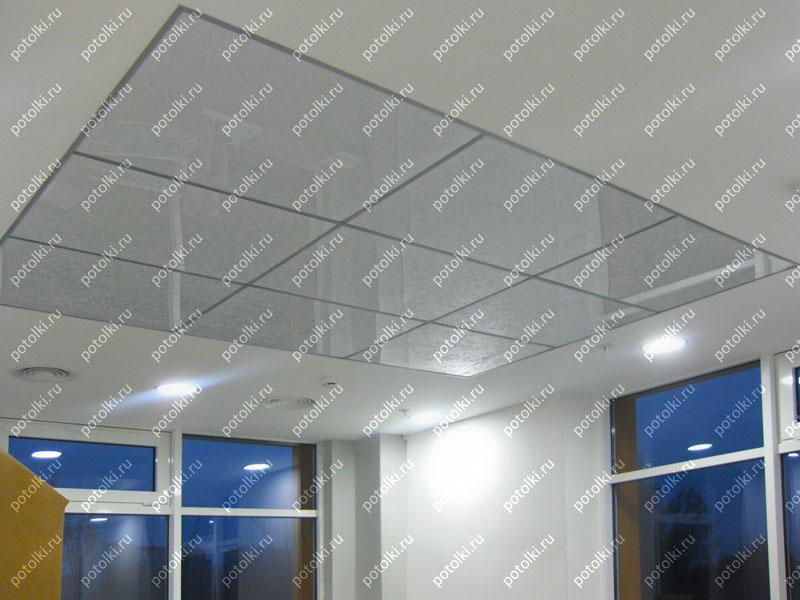 Акриловые зеркальные потолки