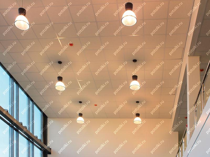 Светильники для потолков типа Армстронг